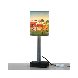 Cowboys and Cowgirls Lampshade